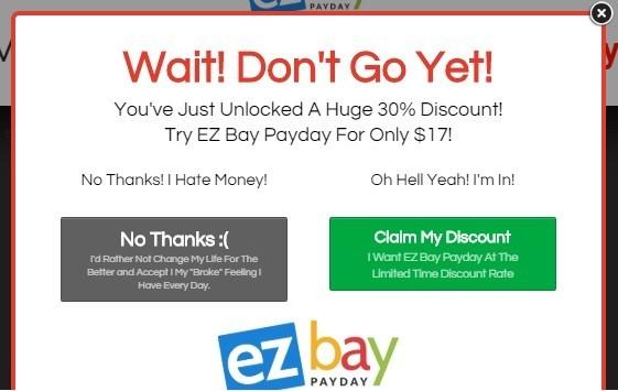 Ez Payday Price & Discount