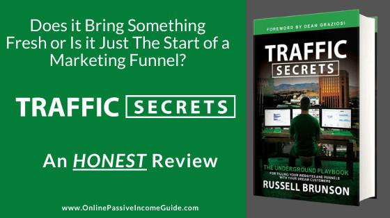 Russell Brunson Traffic Secrets Review