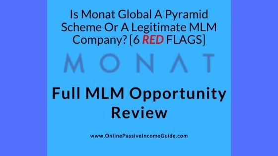 Monat MLM Scam Review - Is It A Pyramid Scheme