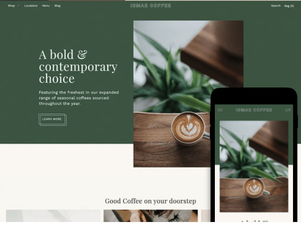 Foodie Delivery Service Shopify Theme