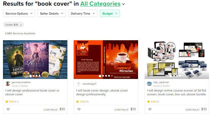 Kindle eBook Cover Design