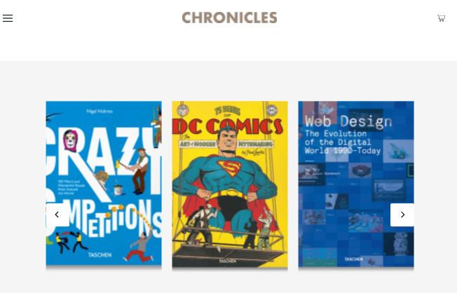 Icon Shopify Theme for Comic Art