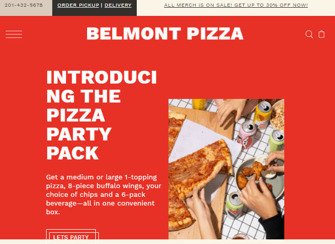 Foodie Shopify Food Delivery Theme