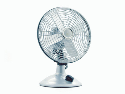 Fans Reduce Cooling Cost