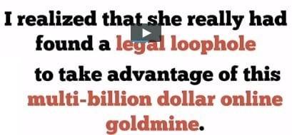 Loophole With Secret Online Goldmine