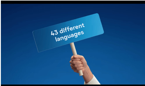 Booking.com Languages