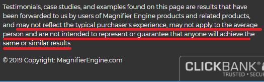 Is Magnifier Engine Legit