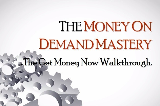 What Is The Money On Demand Mastery