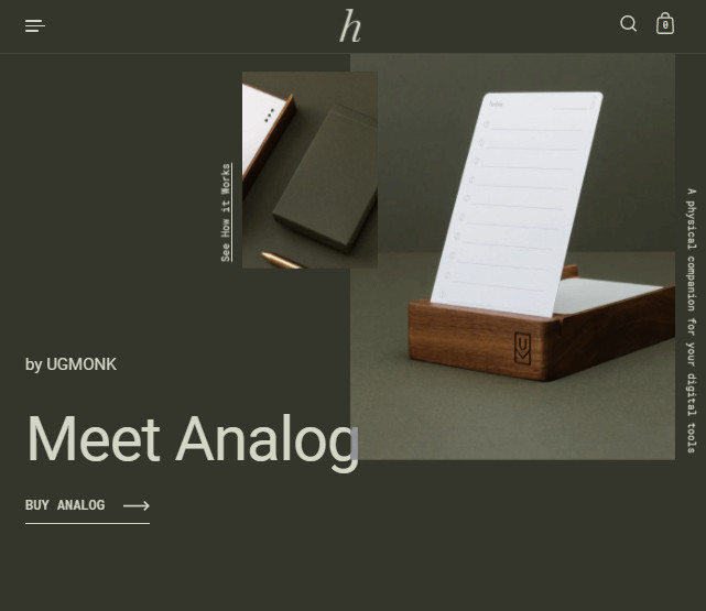 Shopify Highlight Single Product Theme