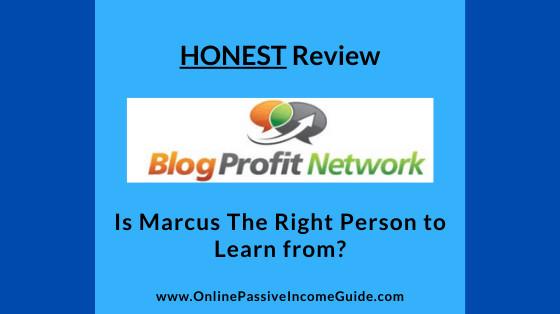 Honest Blog Profit Network Review