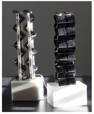 Zack Bennett Zigzag Solar Panels