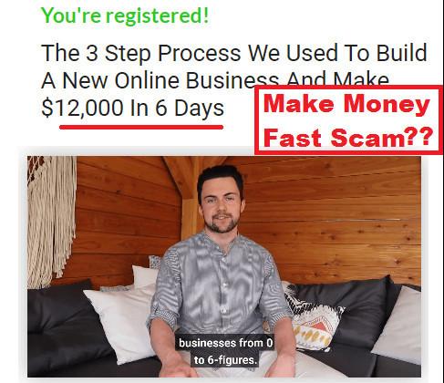 Get-Rich-Quick Scheme Dylan Sigley
