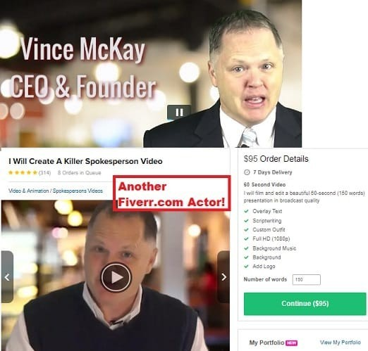 Vince McKay Founder Of Income Blueprint