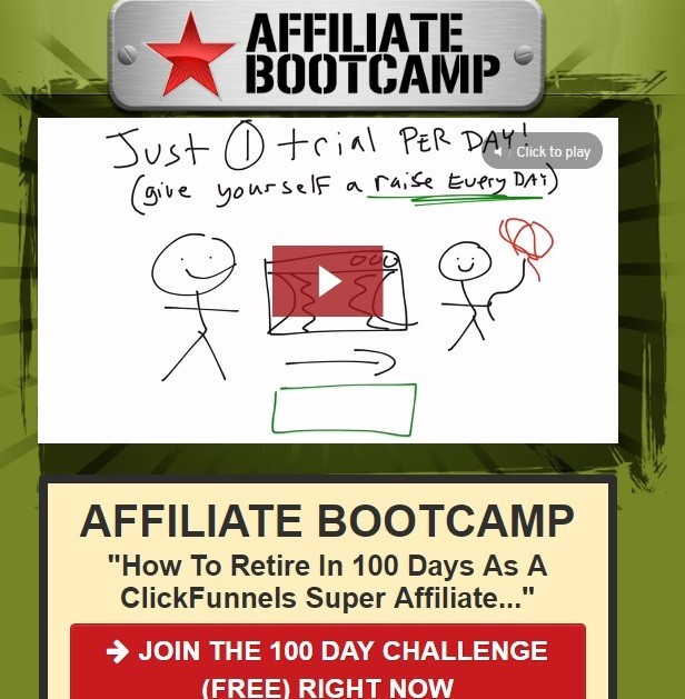 Make Money With Affiliate Bootcamp