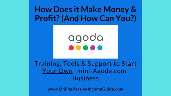 How Agoda Makes Money