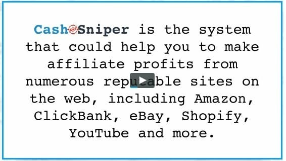 What Is Cash Sniper