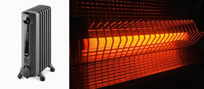 Oil vs Infrared Heater Efficiency