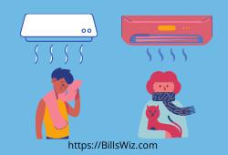 Seasons Change Electricity Bill