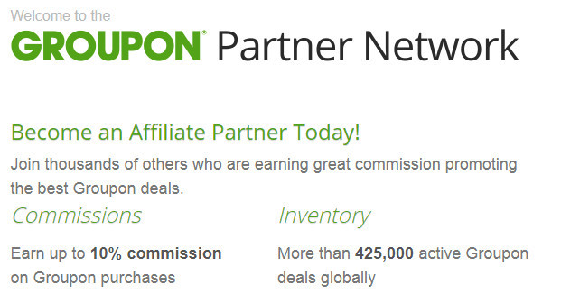 Make Money As a Groupon Affiliate