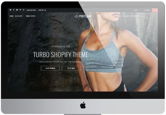 Turbo - Best Out Of The Sandbox Shopify Theme