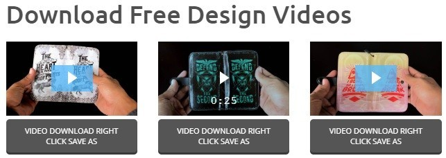 Free Design Videos For Print On Demand