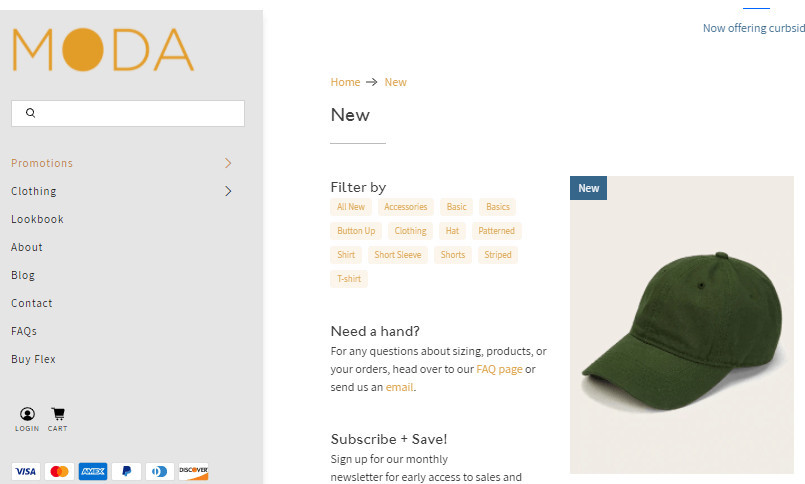Shopify Flex Theme for Large Stores
