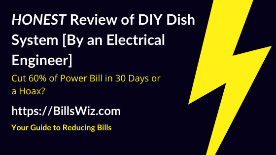DIY Dish System Scam Review