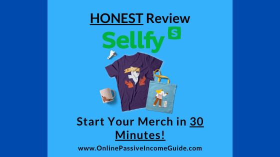 Sellfy Print on Demand Review
