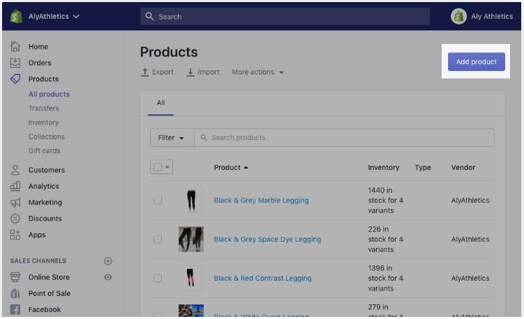 Beginner-Friendly Shopify Dashboard