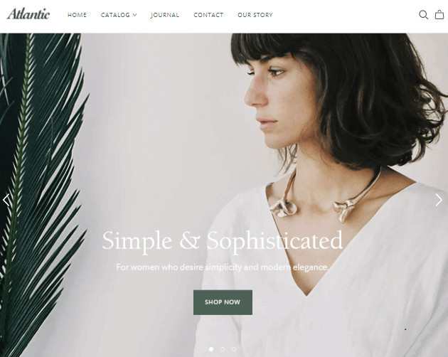 Atlantic Jewelry Shopify Theme