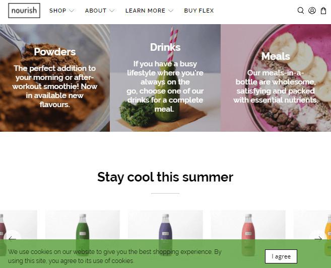 Flex Shopify Grocery Theme