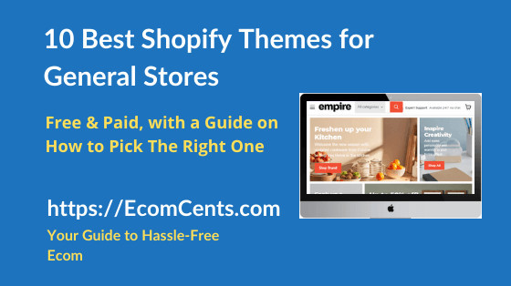 Best General Store Shopify Themes