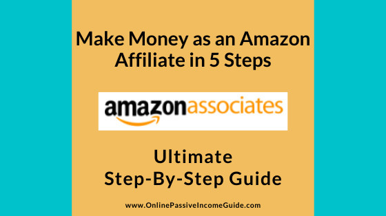 Make Money With Amazon Affiliate Marketing