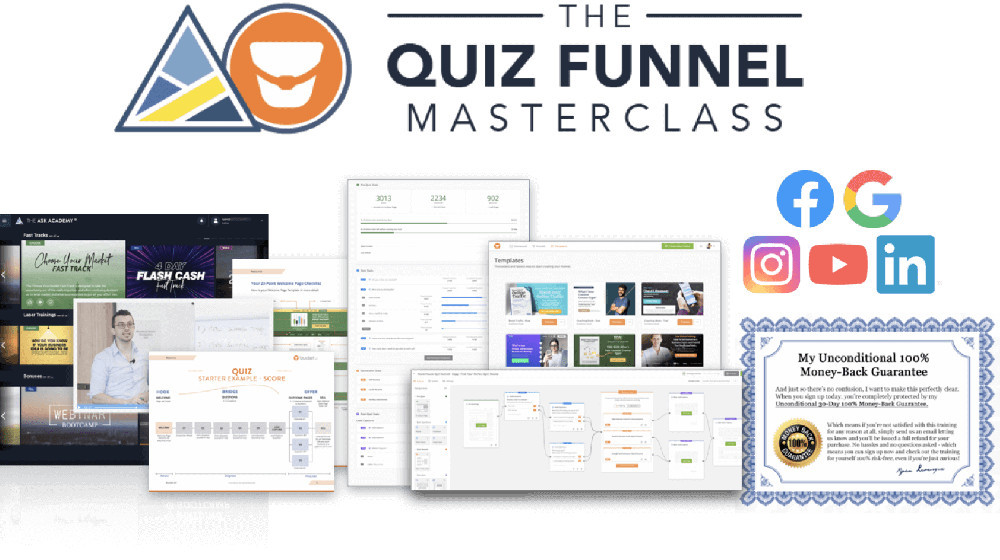 What Is The Quiz Funnel Masterclass