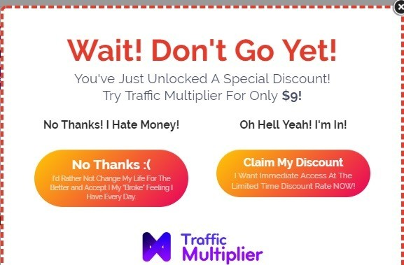 Traffic Multiplier Price & Discount