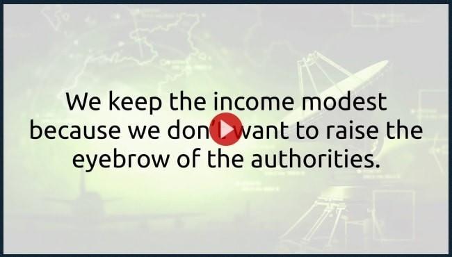 Unsustainable Money Sucking Websites