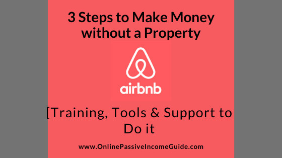 Make Money on Airbnb without Owning Property