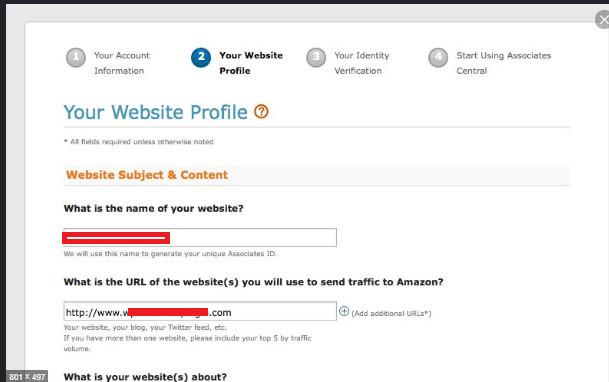 Join Amazon Associates To Make Money