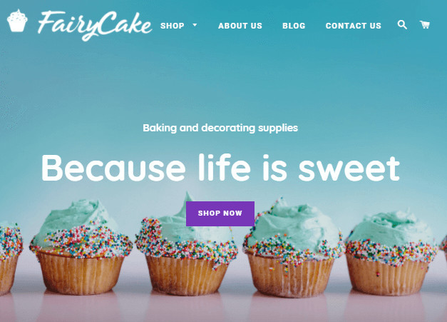 Brooklyn Food Delivery Shopify Theme