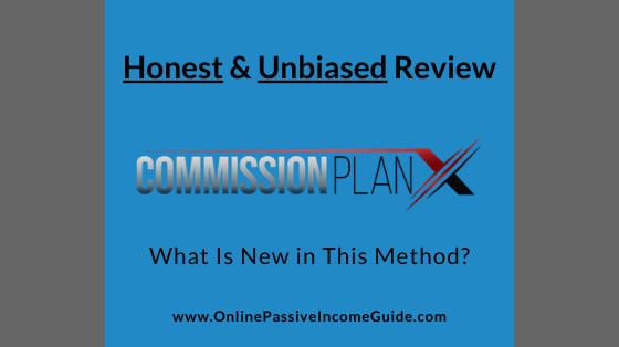 Honest Commission Plan X Review