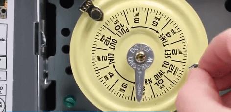 Broken Water Heater Timer Increases Bill
