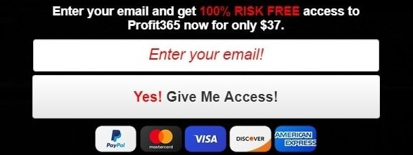 Profit 365 Price