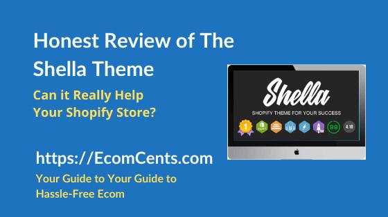 Shopify Shella Theme Review