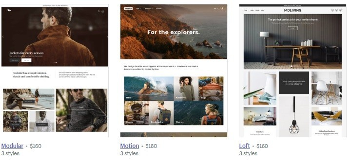 Create & Sell Shopify Themes