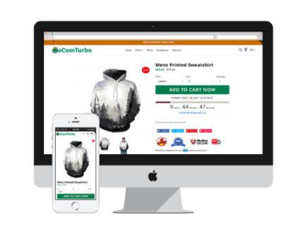 Ecom Turbo Shopify Grocery Theme