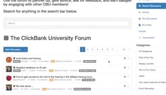 CBU 2 Private Forum