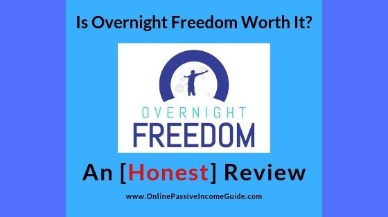 Overnight Freedom Scam Review