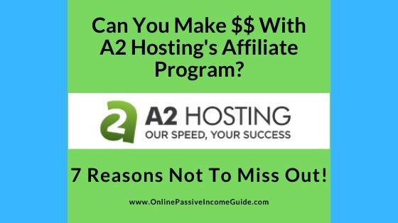 A2 Hosting Affiliate Program Review - Is It The Best?