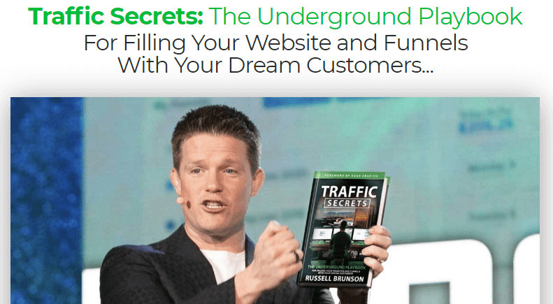 What Is Traffic Secrets Book