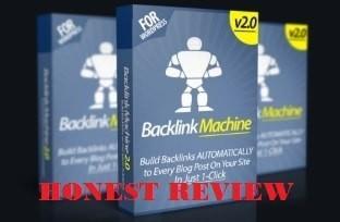 WP Backlink Machine V2 Review